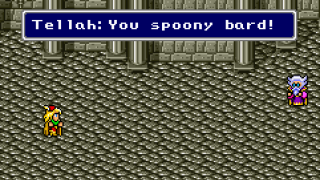 """Famous Game Translation Quotes: """"You Spoony Bard!"""""""