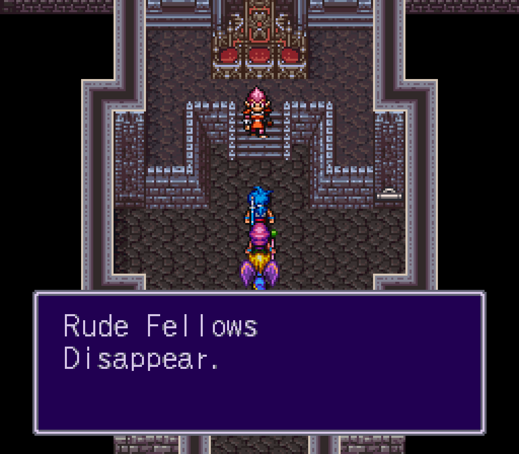 This Be Bad Translation 12 Breath Of Fire Ii 171 Legends
