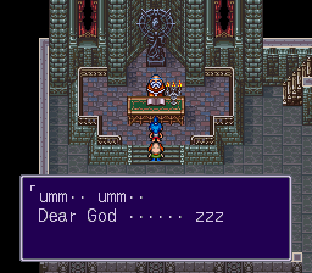 This Be Bad Translation #12, Breath of Fire II! « Legends of
