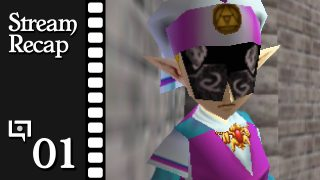 Stream Recap #01: Ocarina of Time Eyeball Hunt