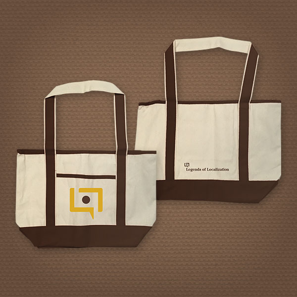 Legends of Localization Tote Bag