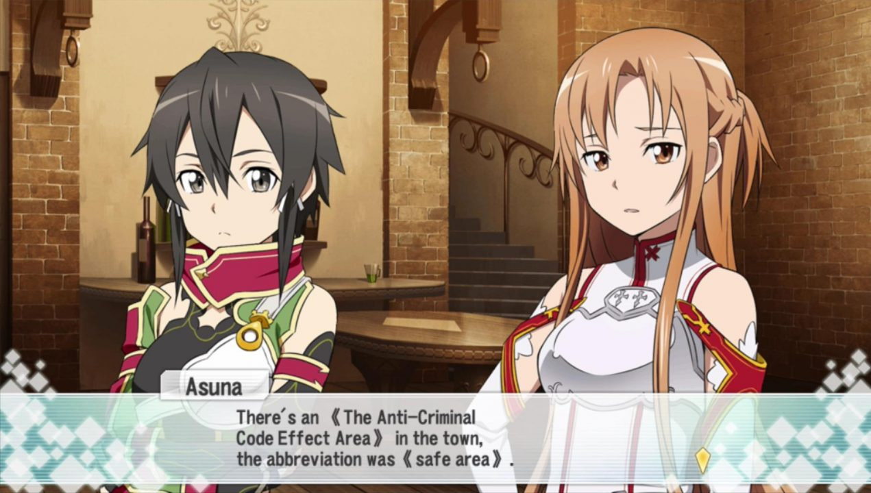 This Be Bad Translation #13, Sword Art Online: Hollow