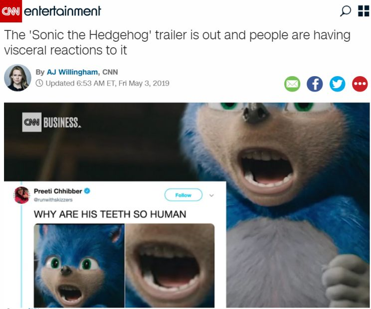 What Do Japanese Fans Think Of The Sonic Movie Trailer Legends Of