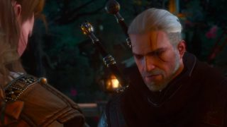 The Duchess' Riddle in the Japanese Version of Witcher 3